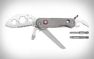 Wengertitaniumknife