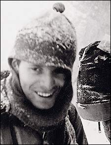 速報】メスナー弟の遺骸、ナンガ峰で見つかる。: 月山で2時間もたない ...